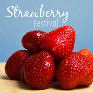 Community Village Strawberry Festival